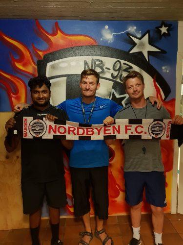 De nye trænere i NB 93